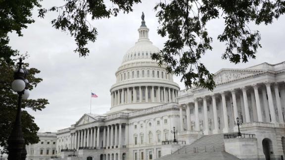 Image for Senate GOP blocks bill to suspend debt limit and avert shutdown