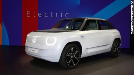 The VW ID. Life concept is designed for urban buyers looking for a cheap first car.