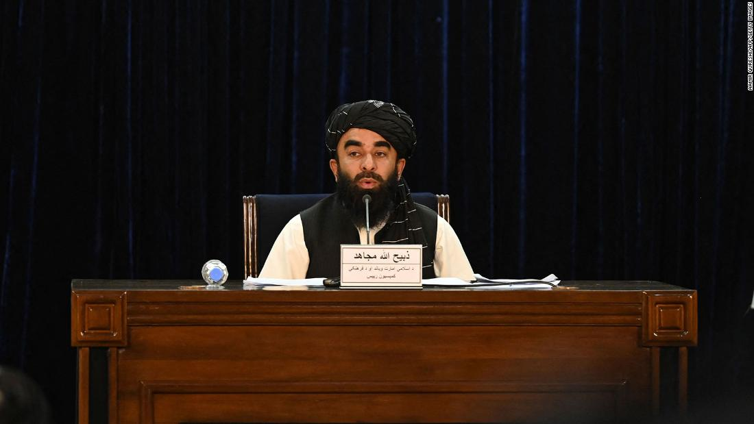 Taliban announce hardline caretaker government for Afghanistan – CNN