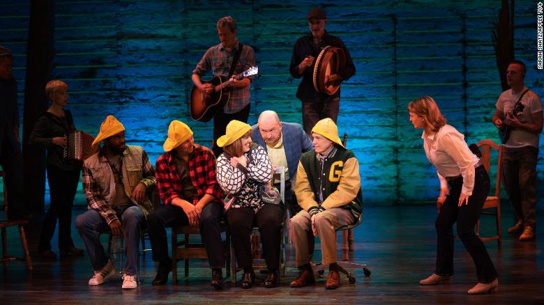 'Come From Away' lands with all of its Broadway charms intact on Apple TV+