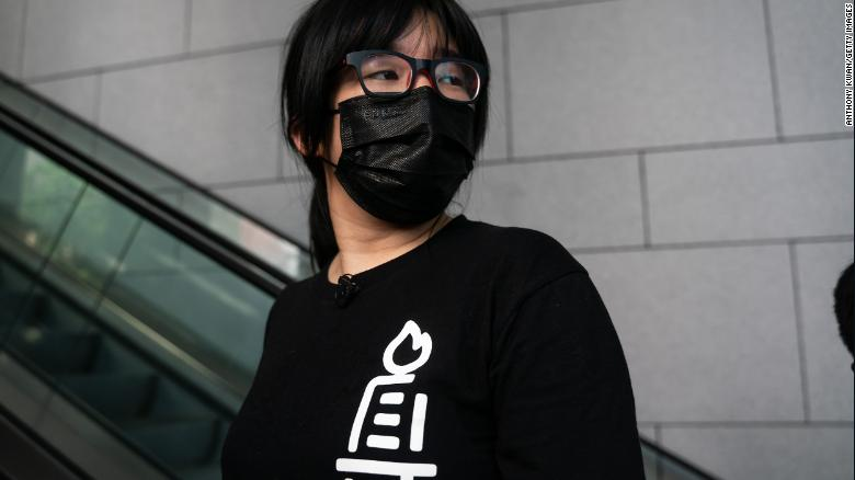 National security police arrest organizers of Hong Kong's Tiananmen vigil