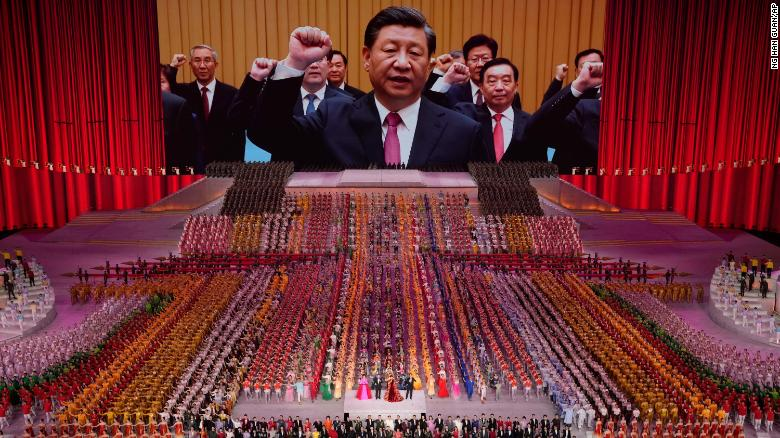 Under Xi Jinping, the private life of Chinese citizens isn't so private anymore