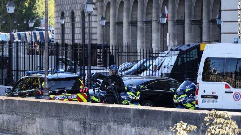 Security high in Paris as unprecedented trial of suspects in 2015 terror attacks begins