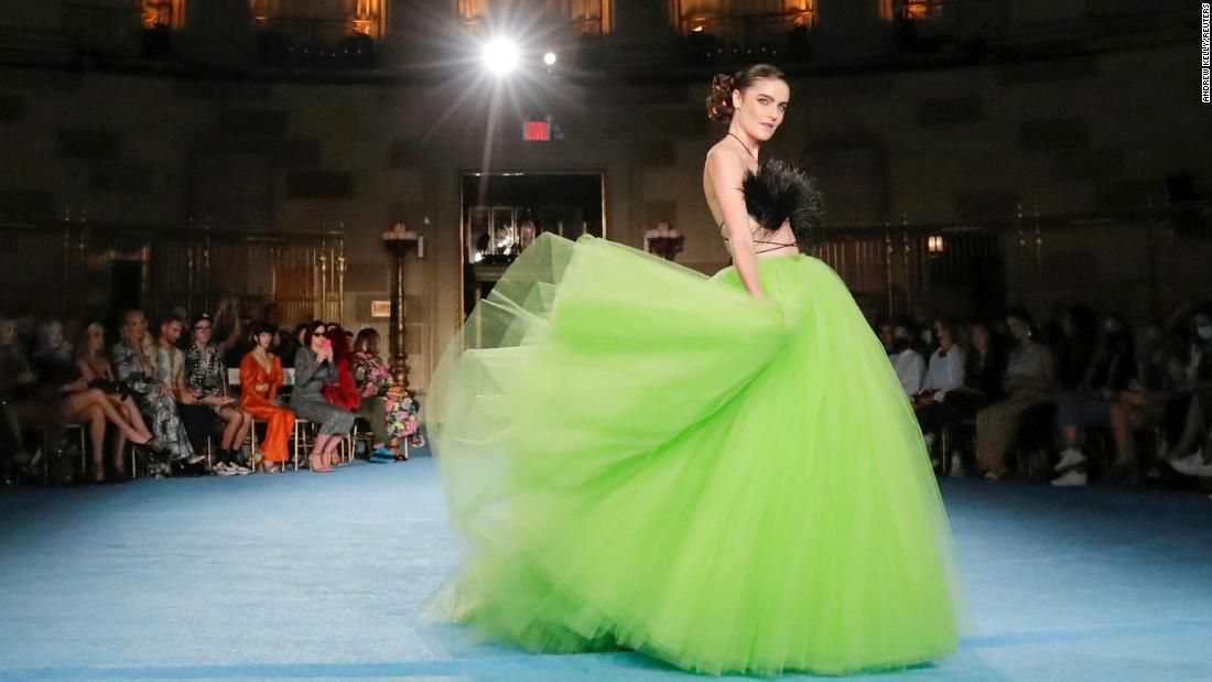 Fashion Week de New York 2021 en images