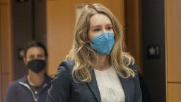 Elizabeth Holmes' trial begins with opening statements