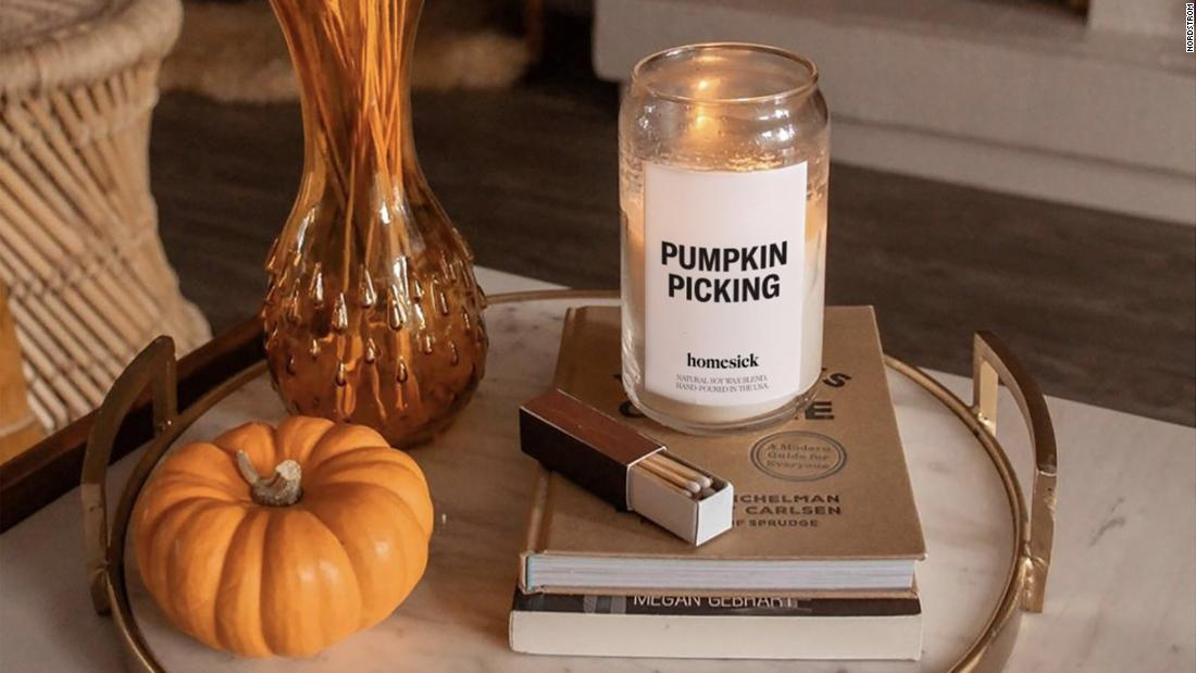 19 candles will that make your home instantly smell like fall