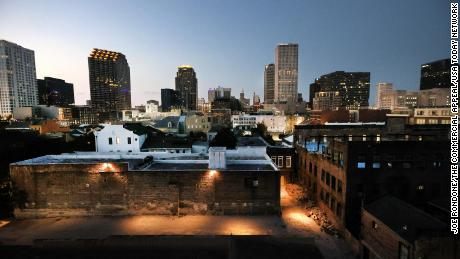 New Orleans lifts curfew as power returns to most of the city after Hurricane Ida