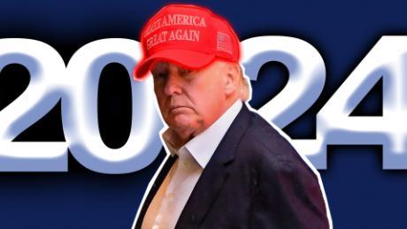 La frenética nueva campaña de Donald Trump comienza donde la dejó