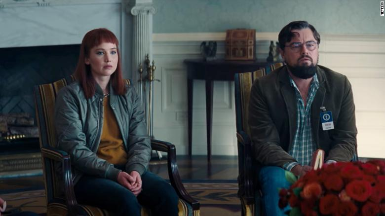 'Don't Look Up' trailer is here and it's filled with every celebrity imaginable