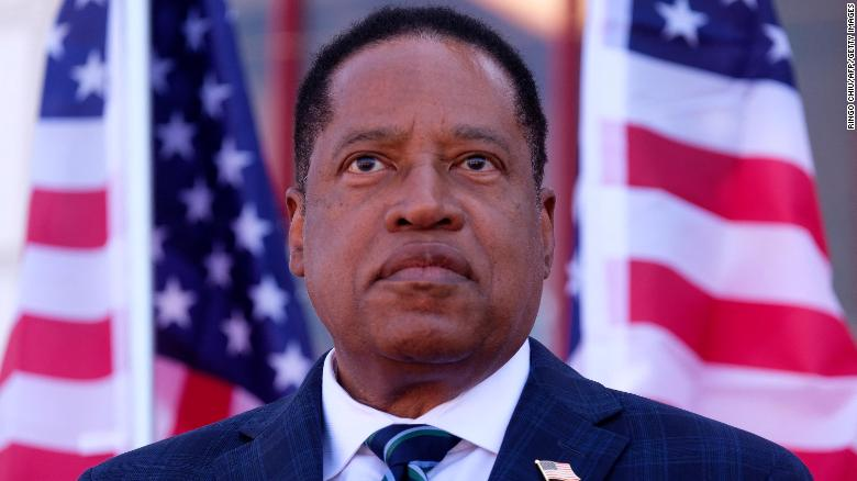 Larry Elder isn't even waiting to call the California recall election a fraud