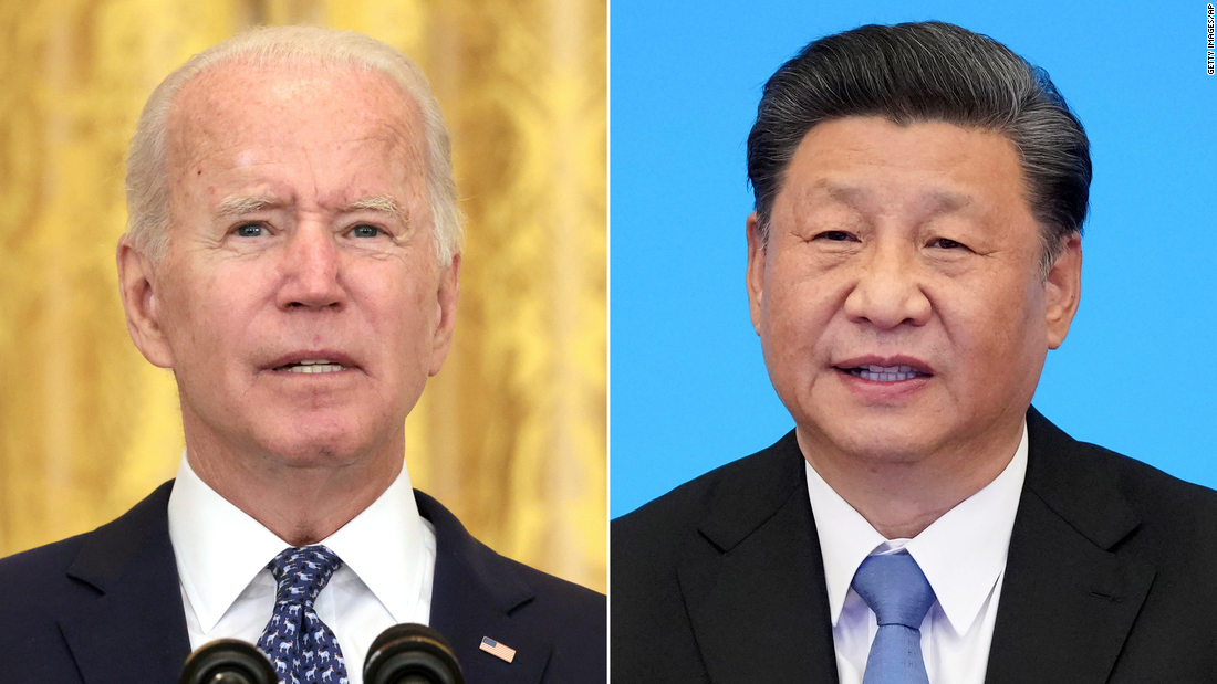Biden speaks with Chinese President Xi Jinping amid tensions in recent months – CNN