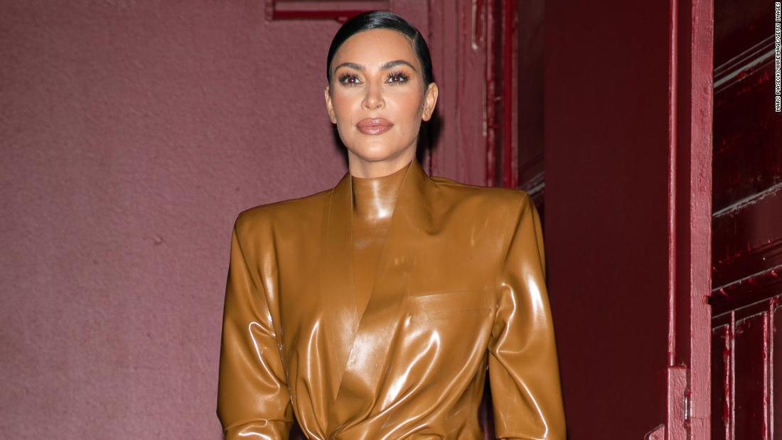 Kim Kardashian says she's 'not OK' after son Saint breaks his arm – CNN