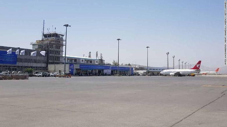 A second Qatar Airways passenger flight has arrived in Kabul