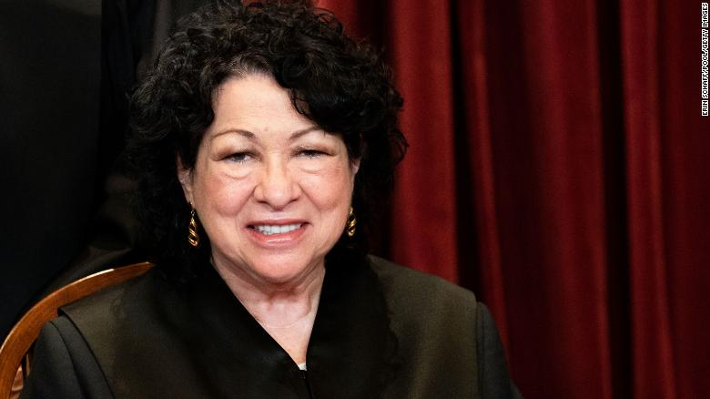 Justice Sonia Sotomayor: 'There is going to be a lot of disappointment in the law, a huge amount'
