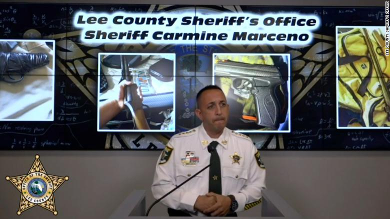 Two Florida middle school students arrested in alleged school shooting plot, says sheriff