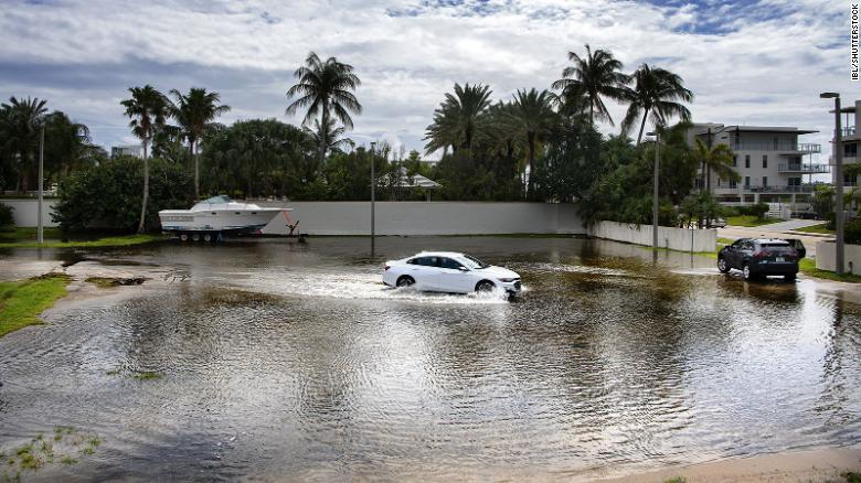 King Tides are coming to parts of flood-prone South Florida
