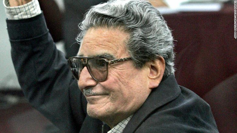 Leader and founder of Peruvian Shining Path rebel group dies in prison