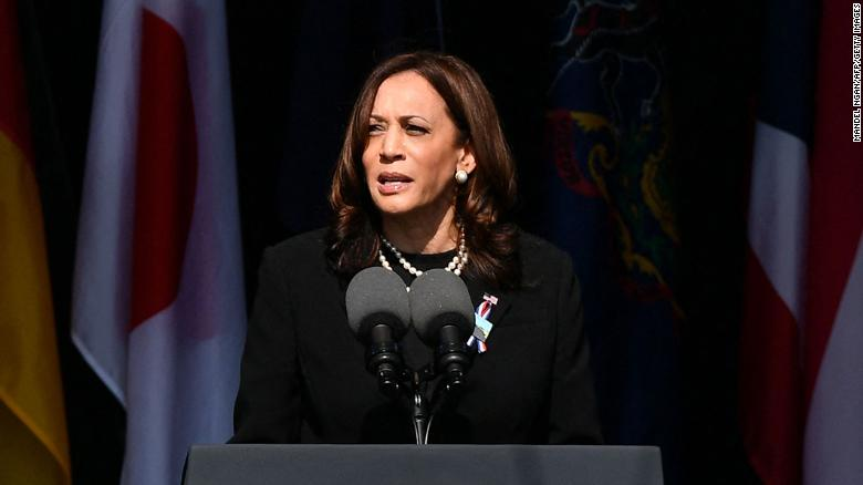 Florida woman pleads guilty to threatening to kill Vice President Harris
