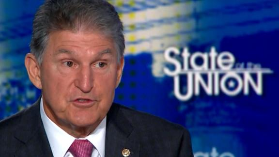 Image for 'Will not have my vote': Manchin explains opposition to $3.5 trillion economic package