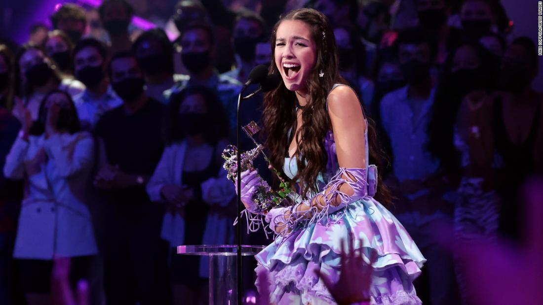 See who won at the 2021 MTV VMAs – CNN