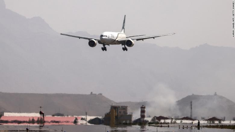 Pakistani airline suspends Afghanistan flights due to Taliban 'heavy-handedness'