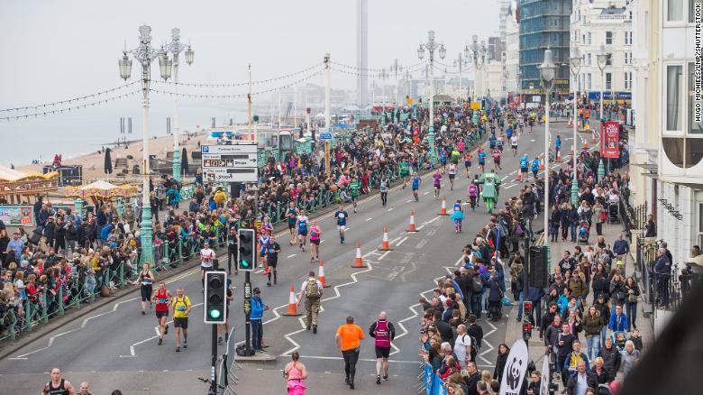 Marathon organizers apologize for making course 500 meters too long