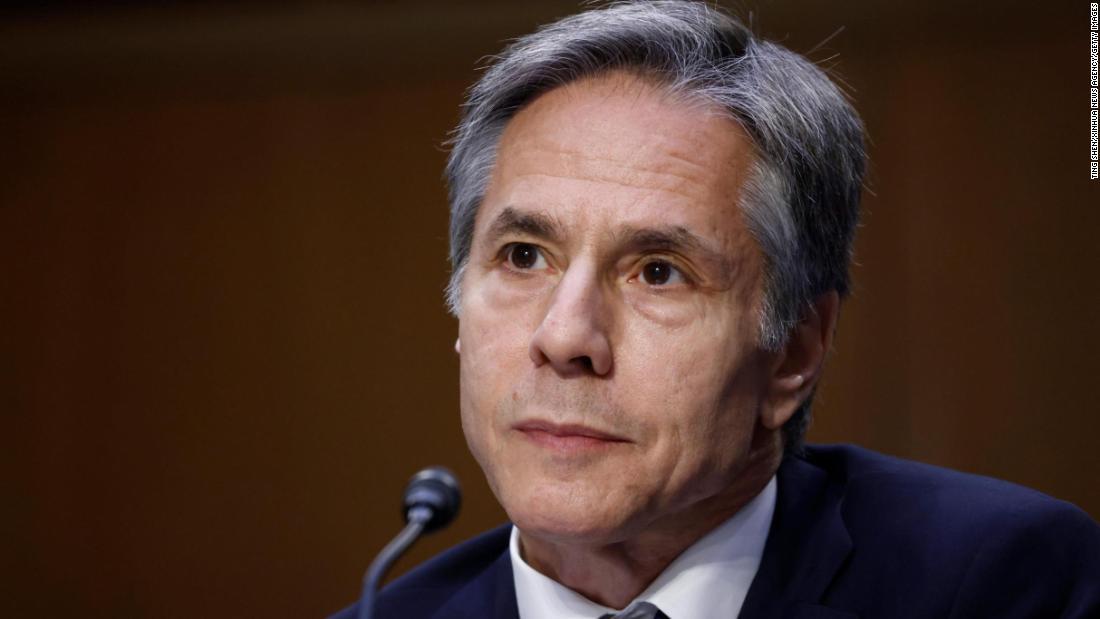 Blinken set to testify on Afghanistan