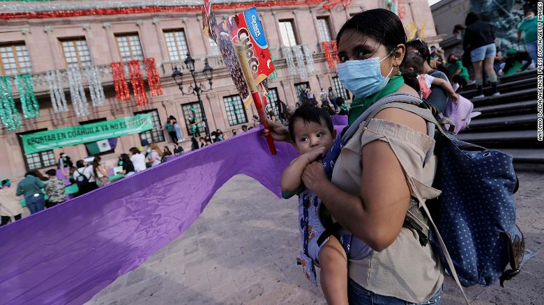 Mexico's abortion ruling could make waves beyond its borders