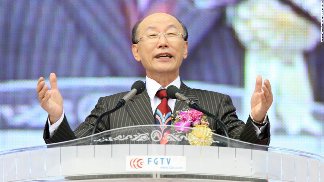Founder of South Korean megachurch dies at 85