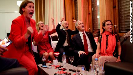 Norway's center-left Labour begins coalition talks as anti-oil Greens sidelined