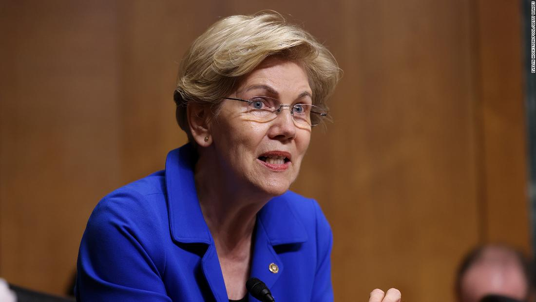 Elizabeth Warren wants the Fed to break up Wells Fargo – CNN