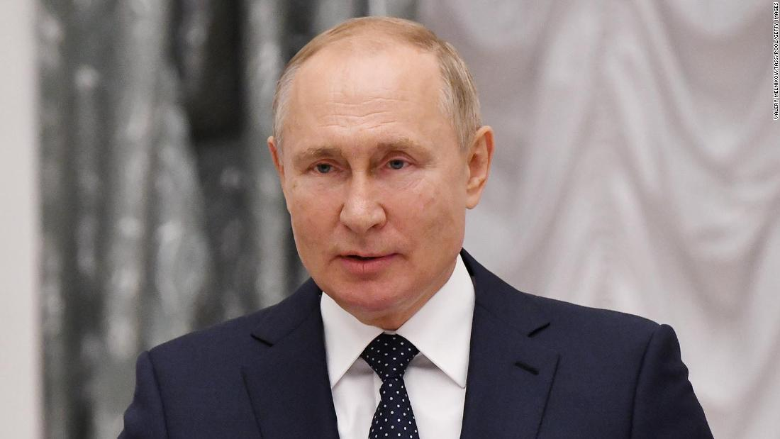 Putin says 'several dozen' in his inner circle test positive for coronavirus