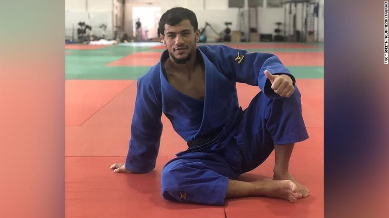 Algerian judoka Fethi Nourine receives 10-year ban for withdrawing from Olympics to avoid Israel