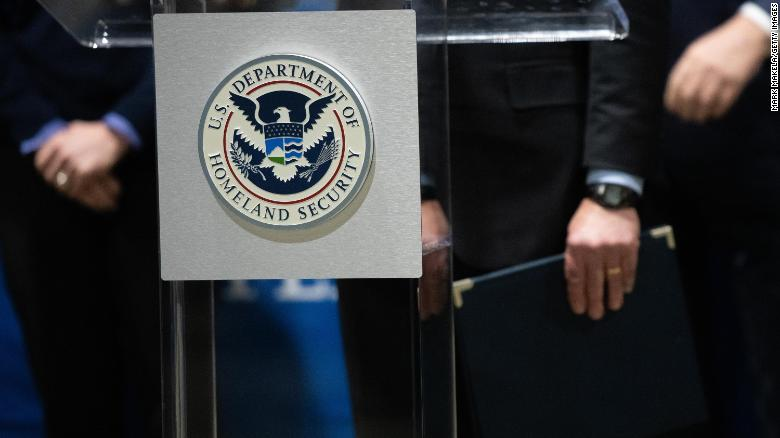Second official departs DHS as agency grapples with border surge and Afghanistan refugee influx
