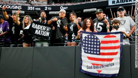 Carl Nassib makes NFL history as Las Vegas Raiders defeat Baltimore Ravens in thriller
