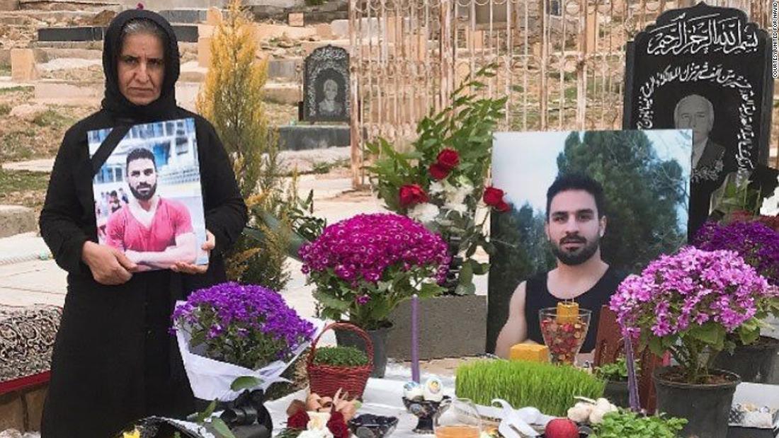 Navid Afkari offre toujours un message de liberté