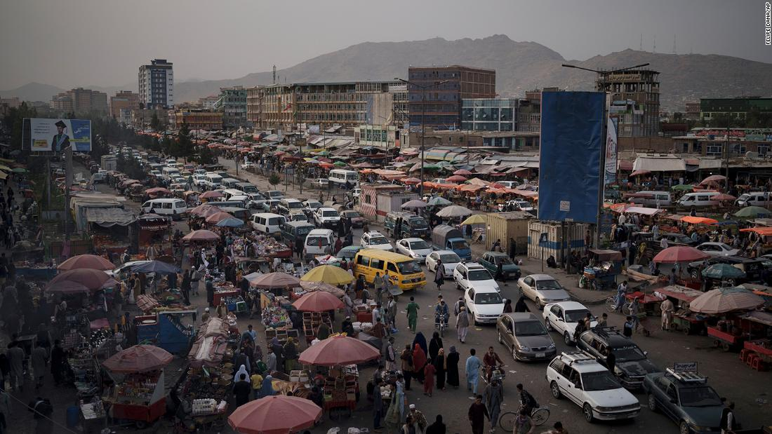 This mobile app is helping Afghans navigate Kabul following the Taliban takeover