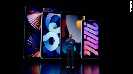 Here's everything Apple unveiled at its big iPhone event