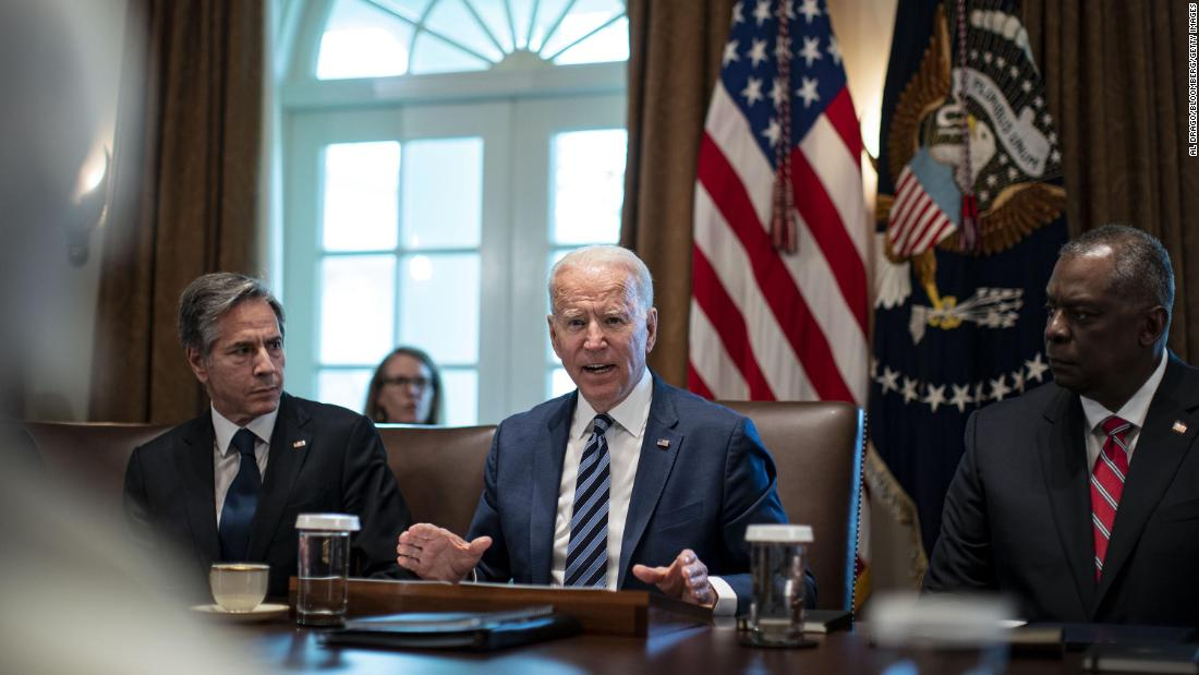 Biden overruled Blinken and Austin
