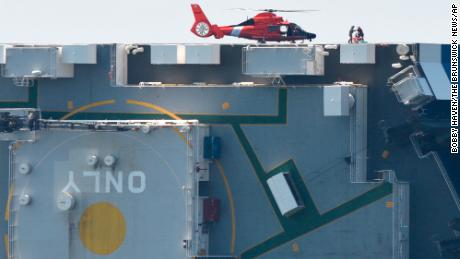 Golden Ray freighter capsized due to inaccurate stability calculations, NTSB says