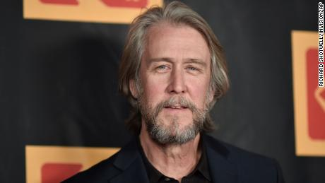 Alan Ruck attends the Fourth Annual Kodak Film Awards at the American Society of Cinematographers clubhouse in LA, January 29, 2020.