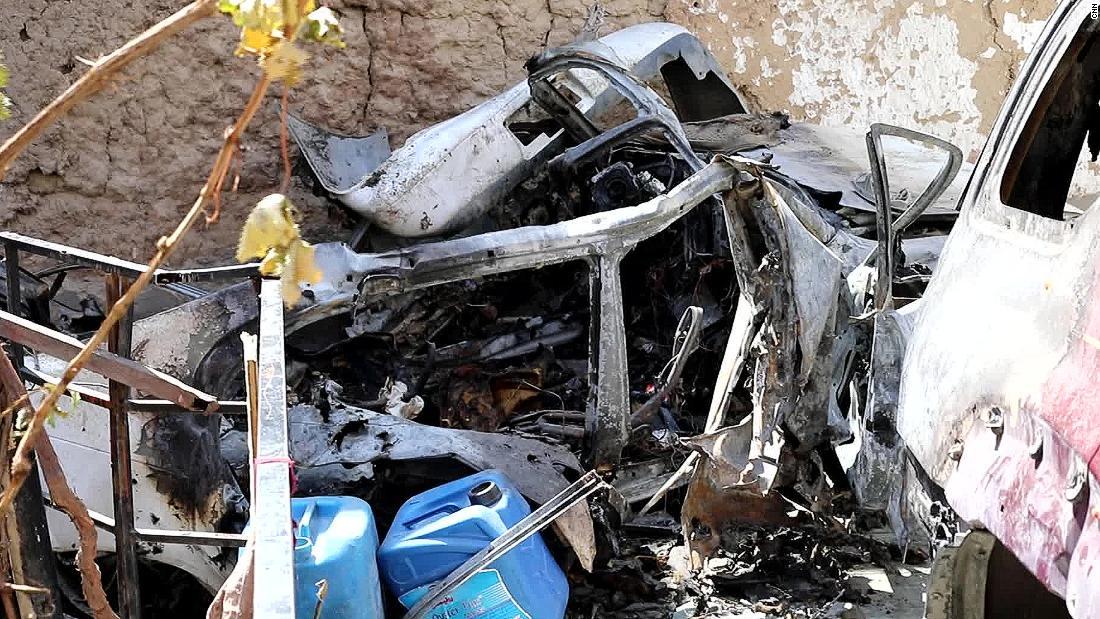 What CNN found in investigation of US drone strike