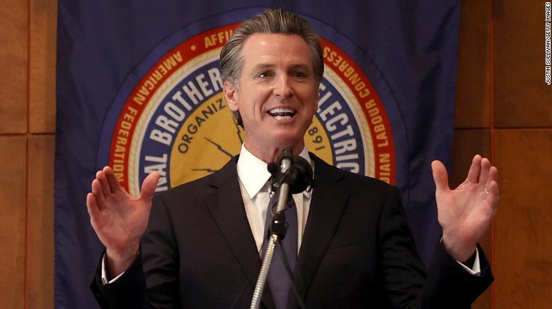Newsom survives California recall election