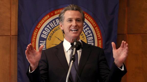Image for Gov. Gavin Newsom survives California recall election