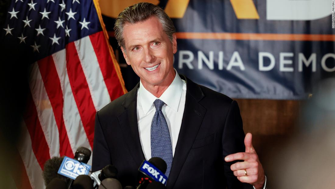 California Gov. Newsom delivered a decisive answer to the question of whether voters would penalize those who enacted strict Covid policies