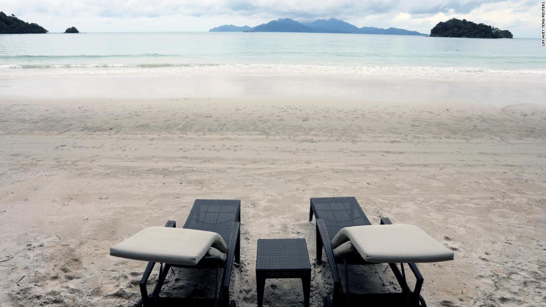 Les îles malaisiennes rouvrent au tourisme