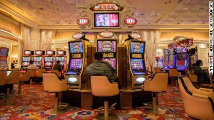 Macao gambling FILE 2019