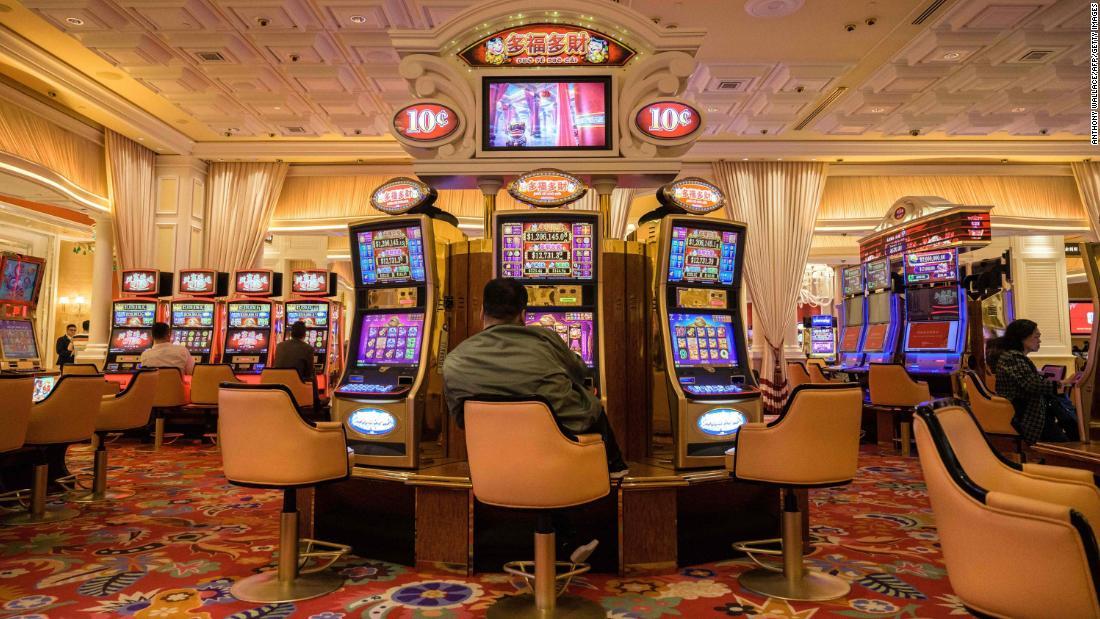 Casino stocks crash as Macao considers crackdown on gambling – CNN