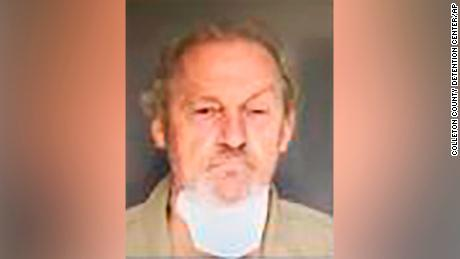 Curtis Edward Smith, 61, allegedly shot Alex Murdaugh in the head as part of a conspiracy to commit insurance fraud, according to an affidavit.