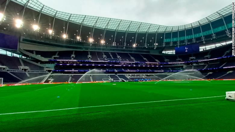 Tottenham to host world's first net zero carbon elite football game — but is a carbon-neutral match possible?